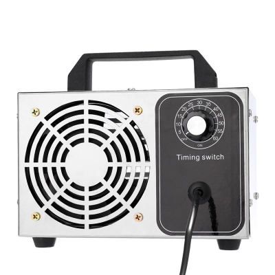CE 220V 24g/h Ozone Air Purifier Ozone Generator Machine with Timing Switch Air Disinfection
