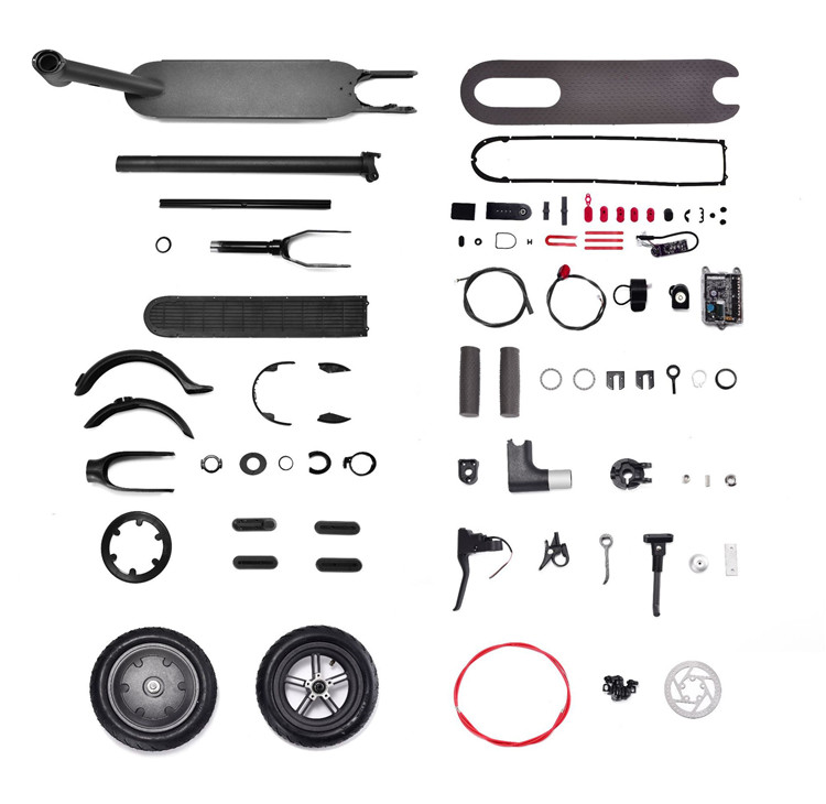 xiaomi mijia m365 electric scooter spare parts skd kits of. Black Bedroom Furniture Sets. Home Design Ideas